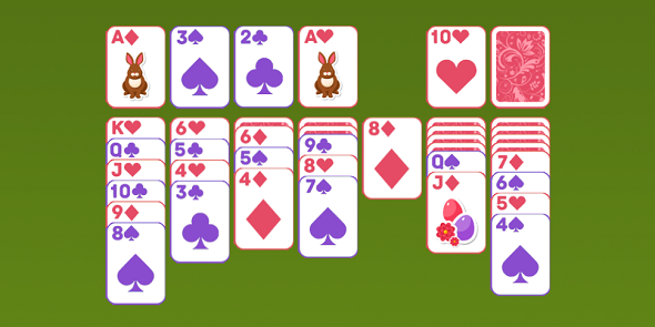 Solitaire Classic Easter-1
